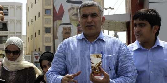 Nabil Rajab, le 28mai2011.