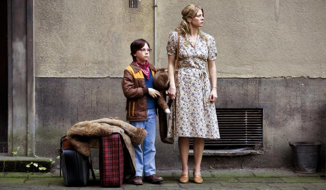 Tristan Göbel et Jördis Triebel dans le film allemand de Christian Schwochow,