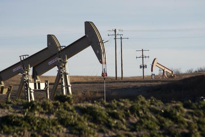 Gisement de pétrole dans le Dakota du Nord.