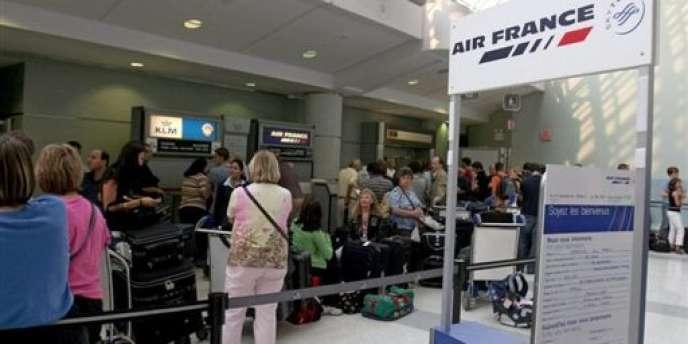 La « taxe Chirac » est surtout devenue la « taxe Air France », la compagnie française versant un tiers du produit de cette contribution.