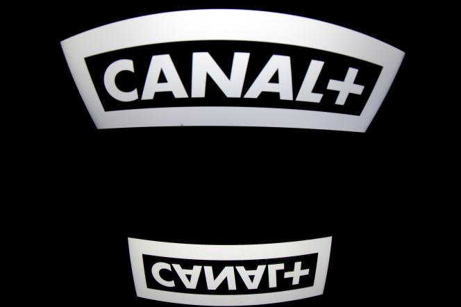 Le logo de la chaîne Canal+.