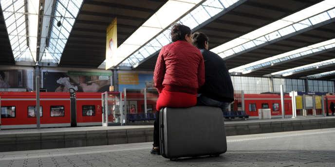 La grève des conducteurs de trains allemands va d'abord toucher le fret mercredi, puis le transport passagers jeudi, et ce, jusque lundi 10 novembre.