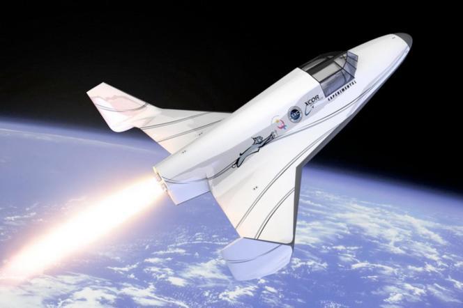 Lynx, de XCOR Aerospace.