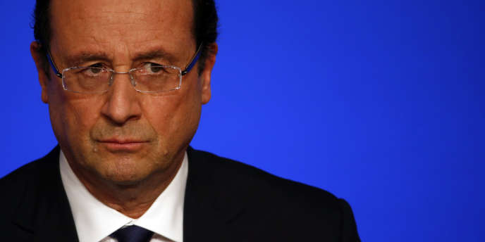 François Hollande, en novembre2013.