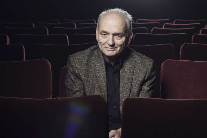 David Chase, showrunner des « Soprano », en 2012 à New York.
