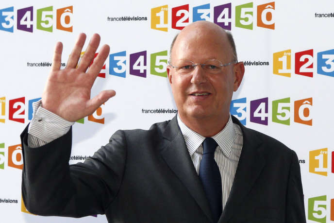Remy Pflimlin, patron de France Télévisions.