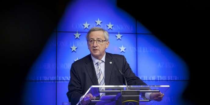Le président de la Commission européenne, le Luxembourgeois Jean-Claude Juncker, est entré en fonction le 1er novembre.