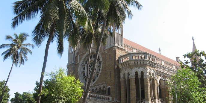 Le Convocation Hall de l'université de Bombay.