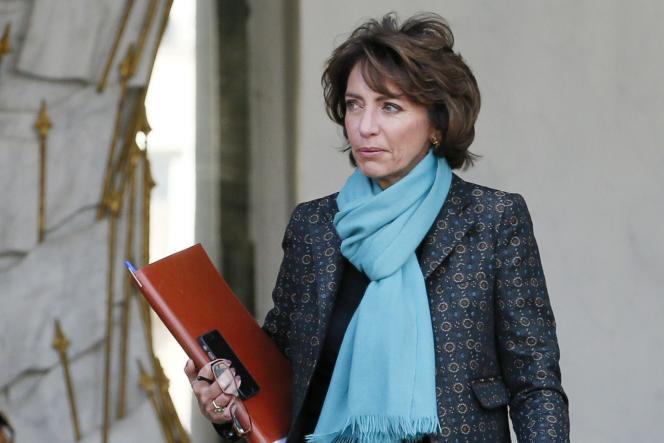 La ministre de la santé, Marisol Touraine, le 5 novembre à Paris.