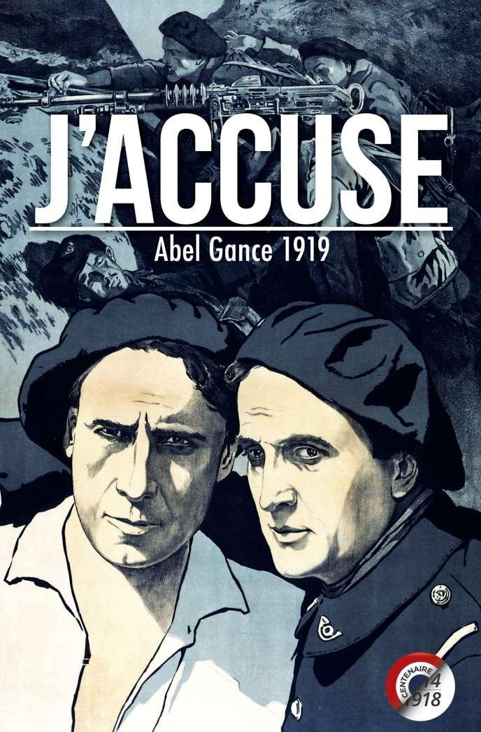 L'affiche de «J'accuse», d'Abel Gance (1919).