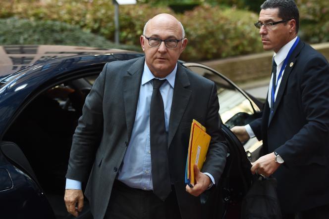 Le ministre français des finances, Michel Sapin, estime que la croissance sera limitée à 0,4% en 2014