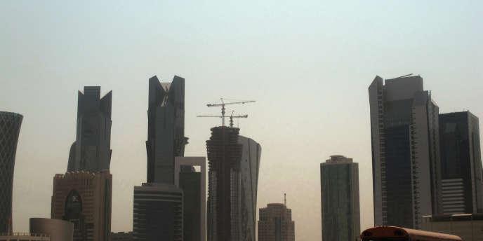 Doha, au Qatar, en 2012.