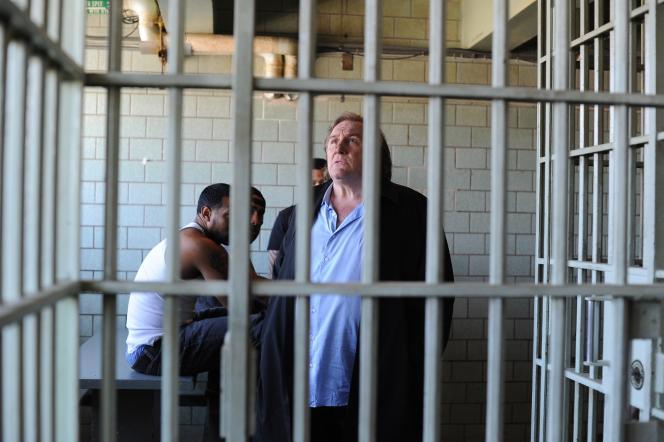 Gérard Depardieu dans le film d'Abel Ferrara,