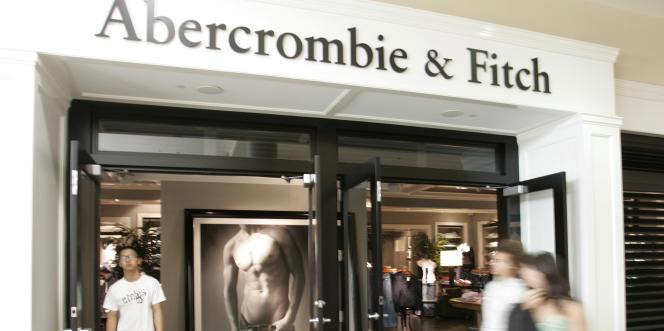 Une boutique Abercrombie & Fitch à San José (Californie), le 12 août 2008. Depuis six mois, la société n'a plus de PDG.