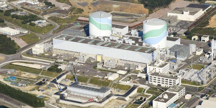 La centrale nucléaire de Sendai, dans le sud du Japon.
