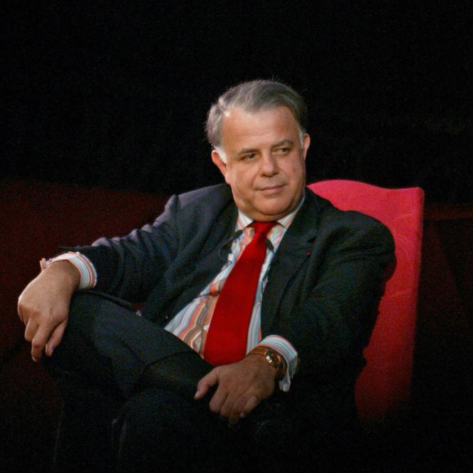 Philippe Lemoine, président de la fondation Internet Nouvelle Génération, en 2004.