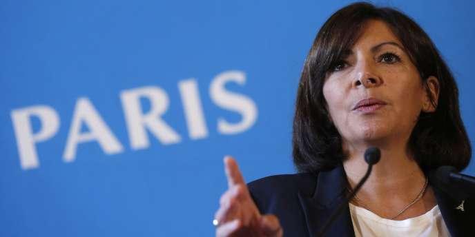 Anne Hidalgo veut engager pleinement Paris dans une candidature pour les JO 2024.