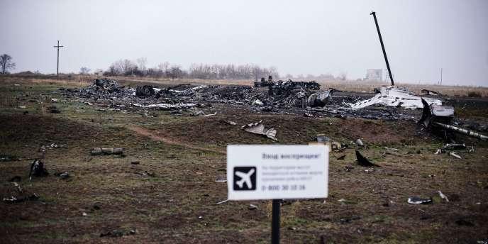 La chute du Boeing de Malaysia Airlines, qui avait décollé de l'aéroport d'Amsterdam-Schiphol en direction de Kuala Lumpur, avait fait 298 morts, dont deux tiers de Néerlandais, le 17 juillet dernier.