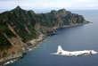Un avion japonais en 2013 surveille de l'archipel.