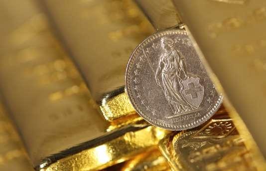 Francs suisses.