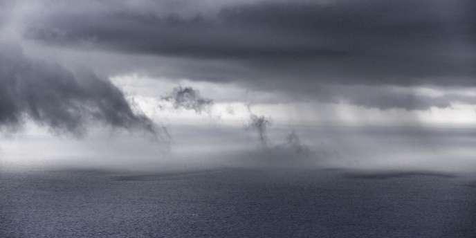 Des pluies violentes se sont abattues sur Nice, lundi.