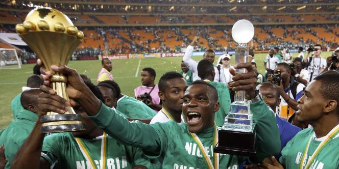 Le Nigeria, champion d'Afrique en titre, est sur les rangs pour organiser la CAN 2015, mais les attaques terroristes de Boko Haram ne jouent pas en sa faveur.