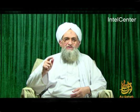 Ayman Al-Zawahiri dans une vidéo diffusée en octobre 2011.