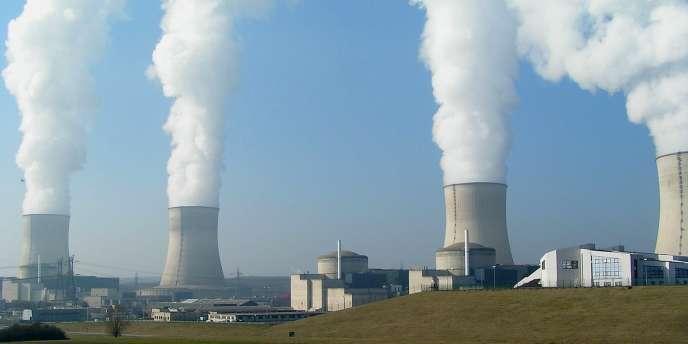 Centrale nucléaire de Cattenom.