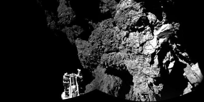 La comète ne « chante » pas vraiment, mais émet des oscillations dans le champ magnétique qui l'entoure. Les scientifiques ont pu l'enregistrer grâce à la sonde Rosetta.