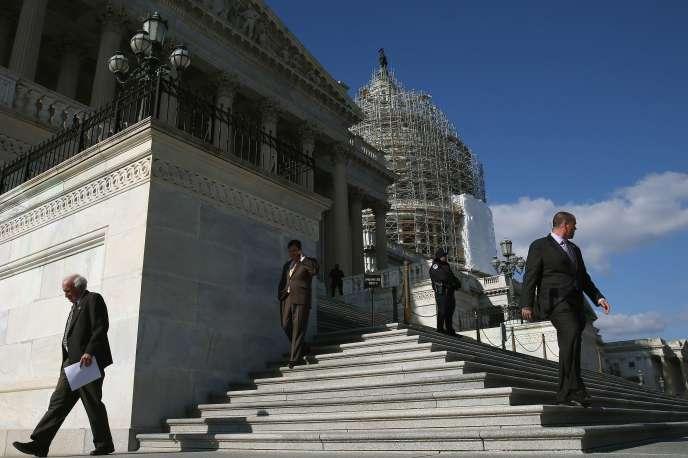 La Chambre des représentants a voté pour la construction de l'oléoduc Keystone XL vendredi. Le Sénat devrait s'exprimer dans les prochains jours.