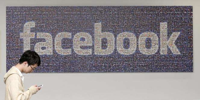 Au siège de Facebook à Menlo Park, en Californie.