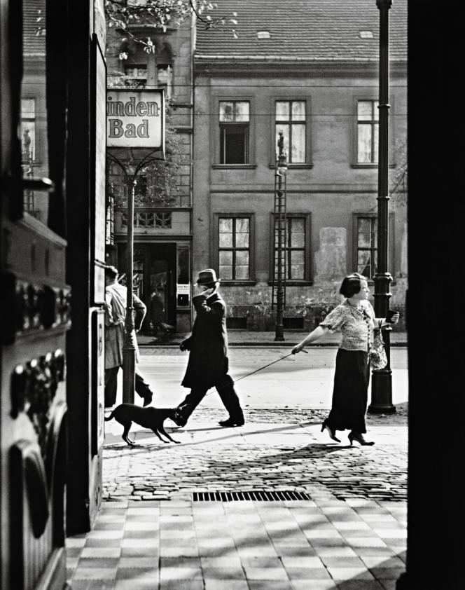 A partir de 1933, seuls les photographes