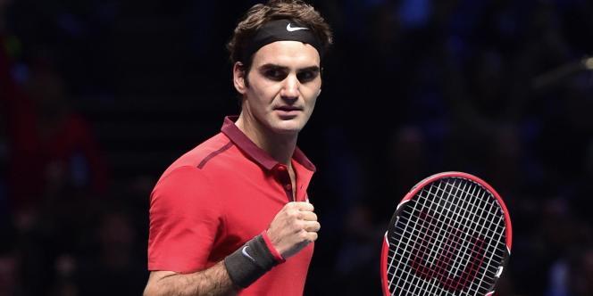 Le n°2 mondial, Roger Federer, est venu à bout de son compatriote Stanislas Wawrinka en trois sets : 4-6, 7-5, 7-6 (8-6).