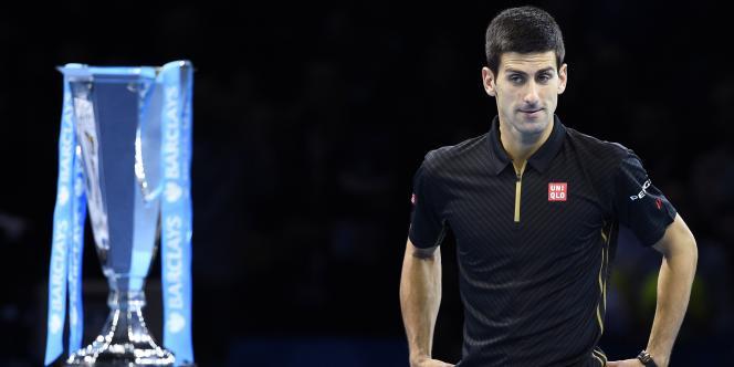 Novak Djokovic n'aura pas beaucoup transpiré pour remporter son 4e Masters.