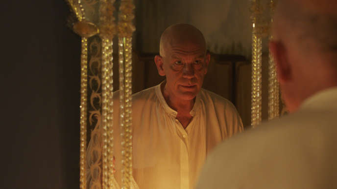 John Malkovich dans le film portugais, français, autrichien et allemand de Michael Sturminger,