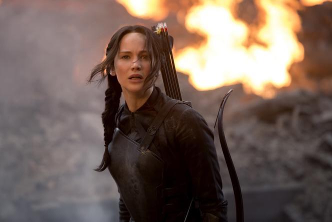 Jennifer Lawrence dans le film américain de Francis Lawrence,