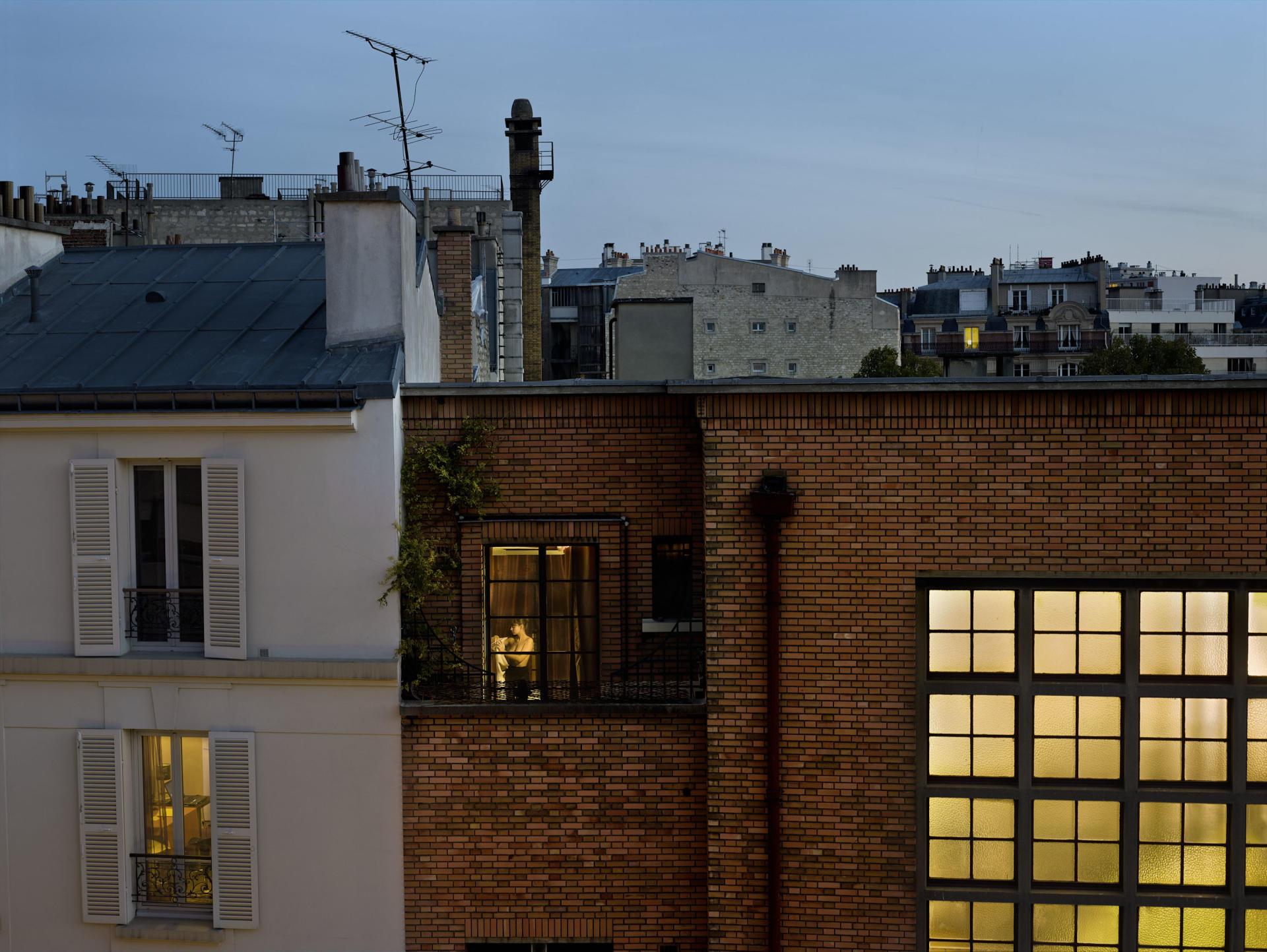 Rue Du-Guesclin, Paris 13e.