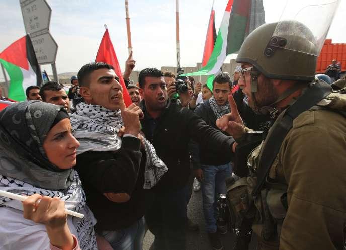 Des heurts entre Palestiniens et policiers israéliens ont secoué ces dernières semaines Jérusalem et la Cisjordanie.