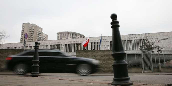 La montée des tensions avec la Russie inquiète particulièrement les pays de l'ex-bloc socialiste entrés ces dix dernières années dans l'Union européenne et l'OTAN.