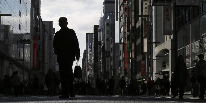 Troisième puissance économique mondiale, le Japon était sorti de la récession dans les derniers mois de 2012.
