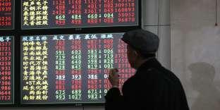 Depuis le début de l'année, le marché des actions domestiques chinoises a perdu 20%.