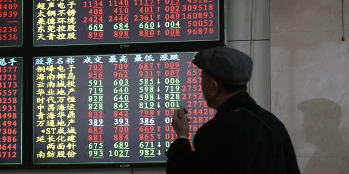 Marchés financiers: «Deschoses étranges ont commencé à se produire»