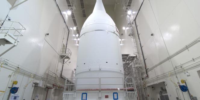 La capsule Orion devrait emporter des astronautes à son bord après 2020.