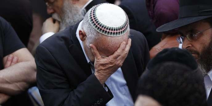 A Jérusalem, le 18 novembre.