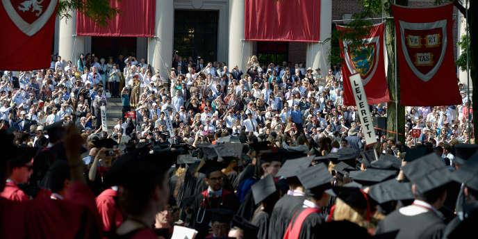 Une association accuse Harvard de discrimination raciale lors des admissions.