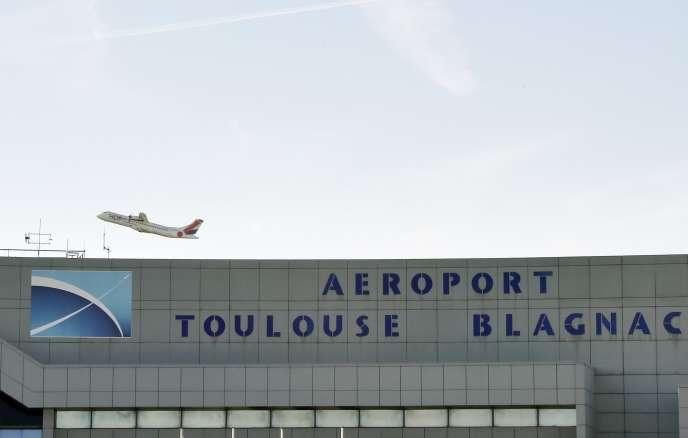 L'aéroport de Blagnac, le 19 novembre2014.