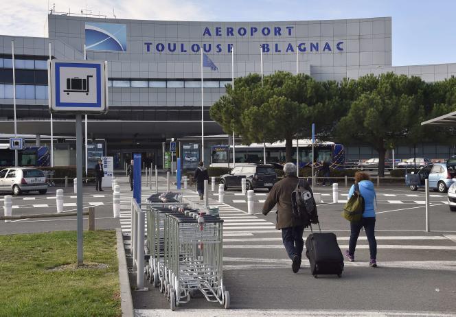 L'aéroport de Toulouse-Blagnac, le 19novembre 2014.