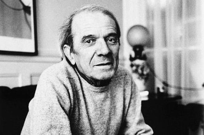 Gilles Deleuze (1925–1995).