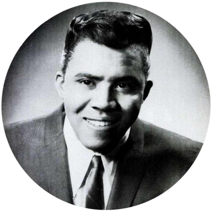 Le chanteur soul Jimmy Ruffin.
