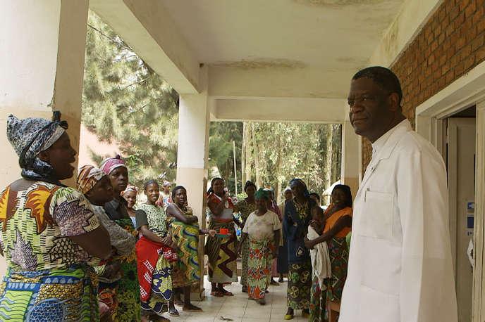 Denis Mukwege a ouvert l'hôpital moderne de Panzi, à Bukavu (RDC), en 1999.